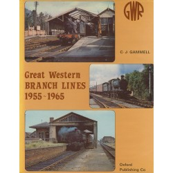 Great Western Branch Lines 1955-1965