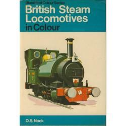 British Steam Locomotives in colour