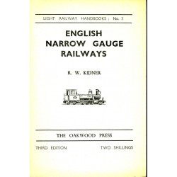 English Narrow Gauge Railways