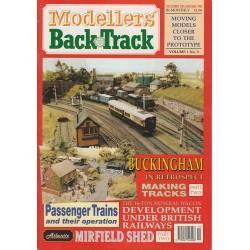 Modellers BackTrack 1991 Dec/1992 Jan