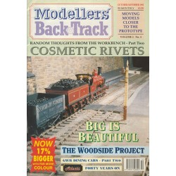 Modellers BackTrack 1992 Oct/Nov