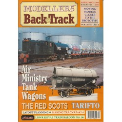 Modellers BackTrack 1993 Apr/May