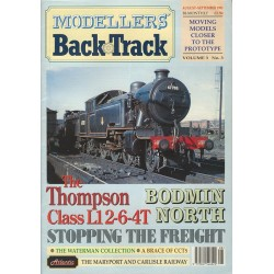 Modellers BackTrack 1993 Aug/Sep