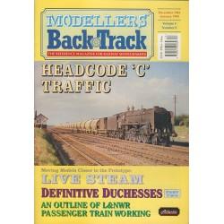 Modellers BackTrack 1993 Dec/1994 Jan