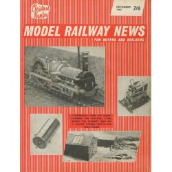 Model Railway News 1964 December