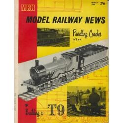 Model Railway News 1964 March