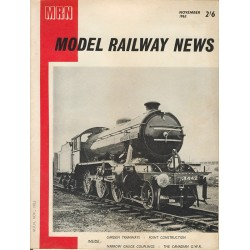Model Railway News 1963 November