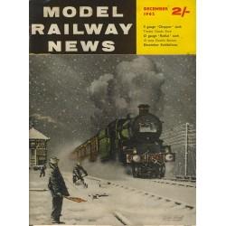 Model Railway News 1962 December