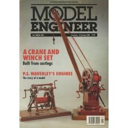 Model Engineer 1992 January 3-16