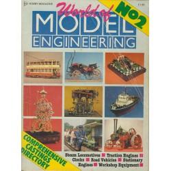 World of Model Engineering 1988 No.2