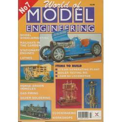 World of Model Engineering 1996 No.7