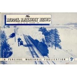 Model Railway News 1948 December