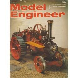 Model Engineer 1981 August 7-20