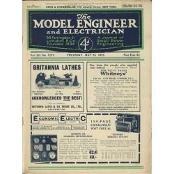 Model Engineer 1925 May 28