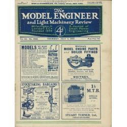 Model Engineer 1925 July 2
