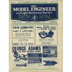 Model Engineer 1925 September 3