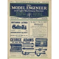 Model Engineer 1925 November 12