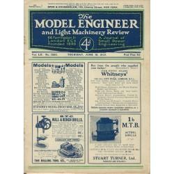 Model Engineer 1925 June 18