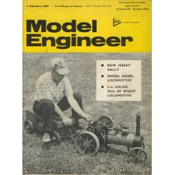 Model Engineer 1967 February 3