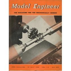 Model Engineer 1958 July 24