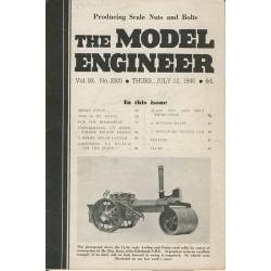 Model Engineer 1945 July 12