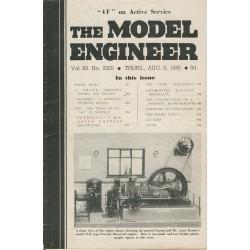 Model Engineer 1945 August 9