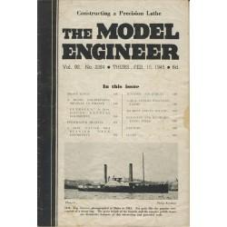 Model Engineer 1945 February 15
