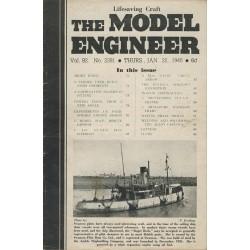 Model Engineer 1945 January 25