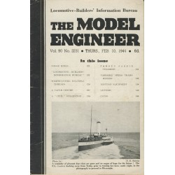Model Engineer 1944 February 10
