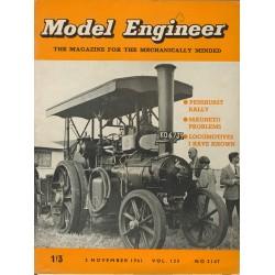 Model Engineer 1961 November 2