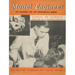 Model Engineer 1960 January 14