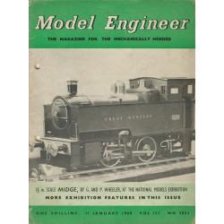 Model Engineer 1960 January 21