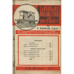 Cardboard Rolling Stock
