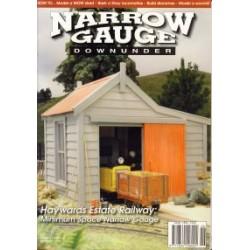Narrow Gauge Downunder 2012 July