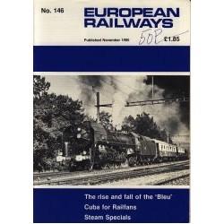 European Railways 1980 November