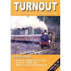 Turnout magazine