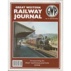 Great Western Railway Journal 2010 Winter