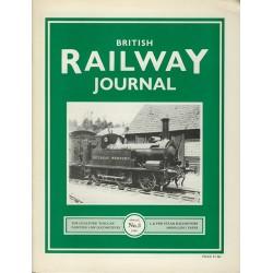 British Railway Journal No.3
