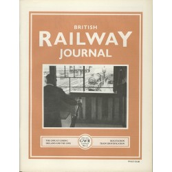 British Railway Journal GWR Special Edition No.2