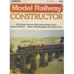 Model Railway Constructor 1980 May