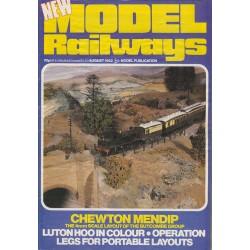 Model Railways 1982 August