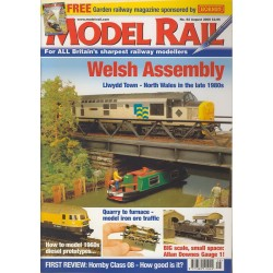 Model Rail 2005 August
