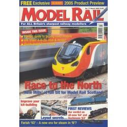 Model Rail 2005 March