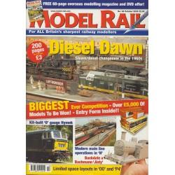 Model Rail 2005 October
