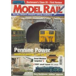 Model Rail 2004 May