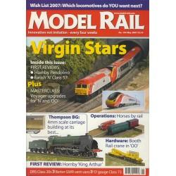 Model Rail 2007 May