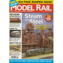 Model Rail 2009 August