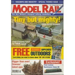 Model Rail 2004 August