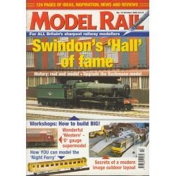 Model Rail 2004 October