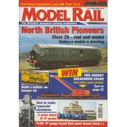 Model Rail 2003 May